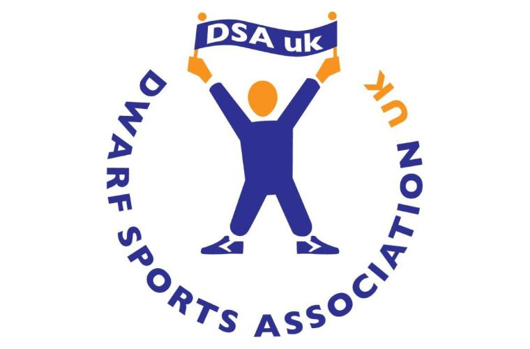 Dwarf Sports Association UK logo