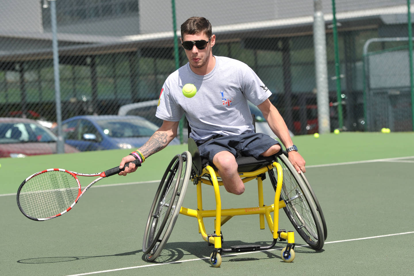 sports and amputees Prosthetics & athletics foundation and one of their services is that they provide equipment grants to lower-limb amputees that can be used to receive a sport foot.