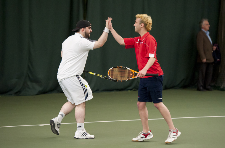 Tennis for people with learning disability