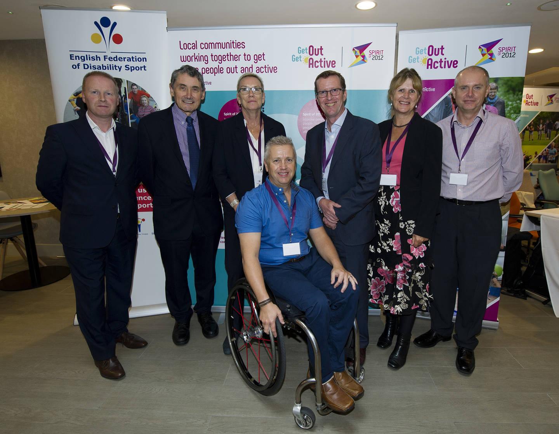 GOGA consortium photo with Spirit of 2012