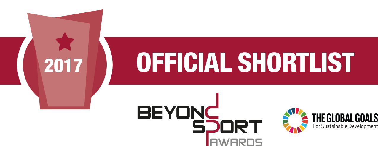 Beyond Sport Global Awards shortlist logo