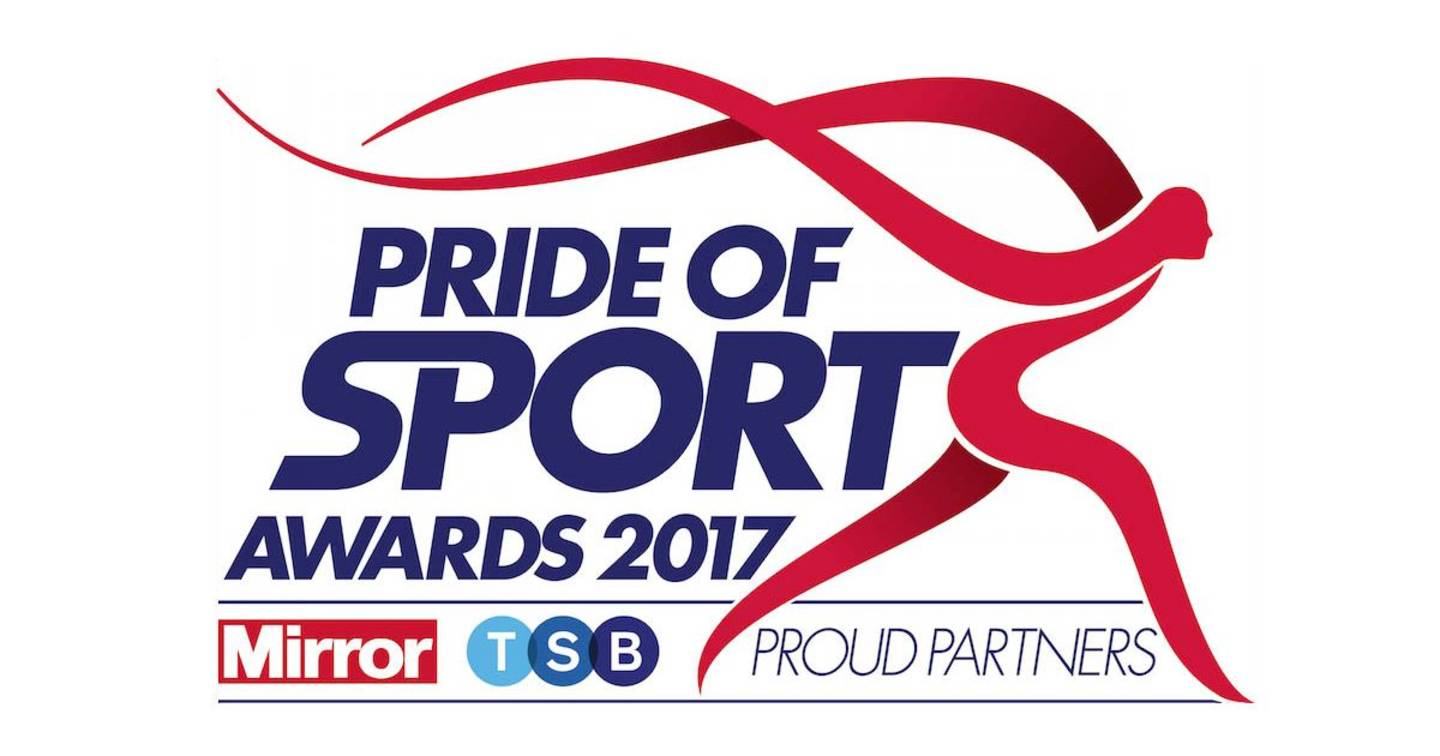 Daily Mirror Pride of Sport 2017 Logo