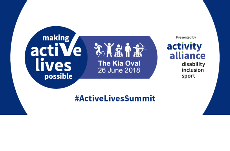 Making Active Lives Possible Summit presented by Activity Alliance