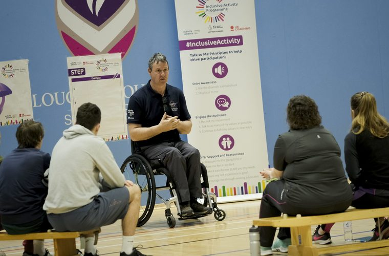Activity Alliance |Disability Inclusion Sport | University