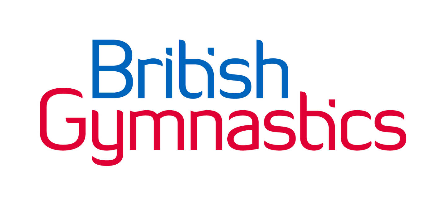 British Gymnastics' logo