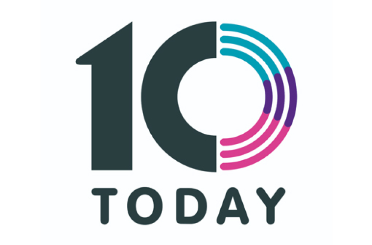 10 Today logo