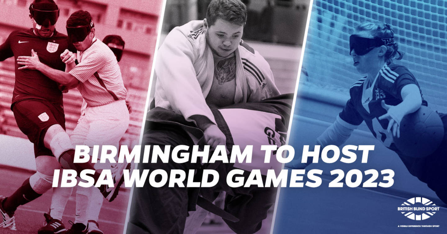 Event photos with the news that Birmingham will host 2023 Games